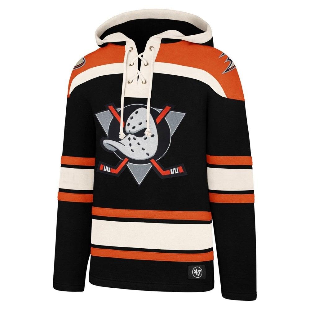 47 Brand NHL Anaheim Ducks Lacer Jersey Hood