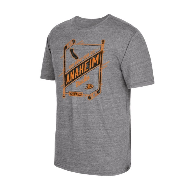 CCM NHL Anaheim Ducks Our Home Our Ice T-Shirt
