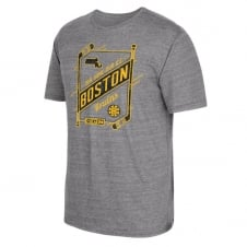 NHL Boston Bruins Our Home Our Ice T-Shirt