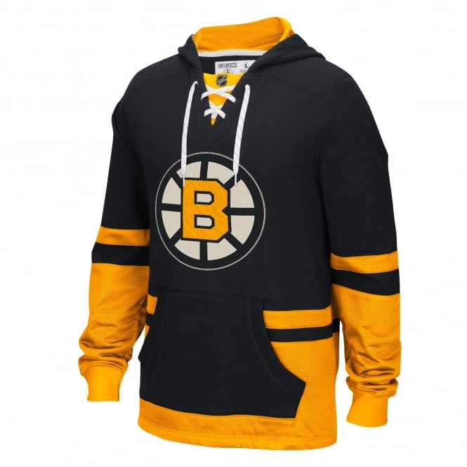 CCM NHL Boston Bruins Pullover Hood