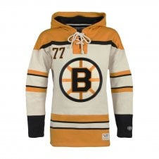 NHL Boston Bruins Ray Bourque Lacer Jersey Hood