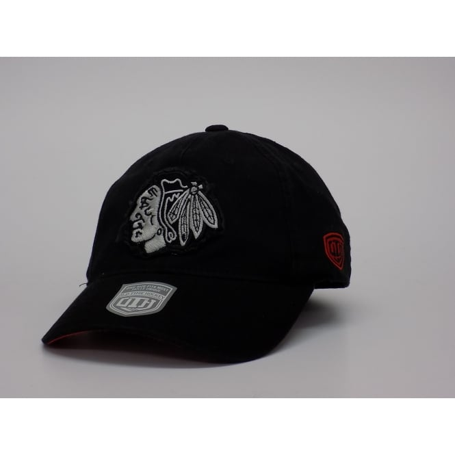d419e660457 47 NHL Chicago Blackhawks 47  Fitted Cap - Headwear from USA Sports UK