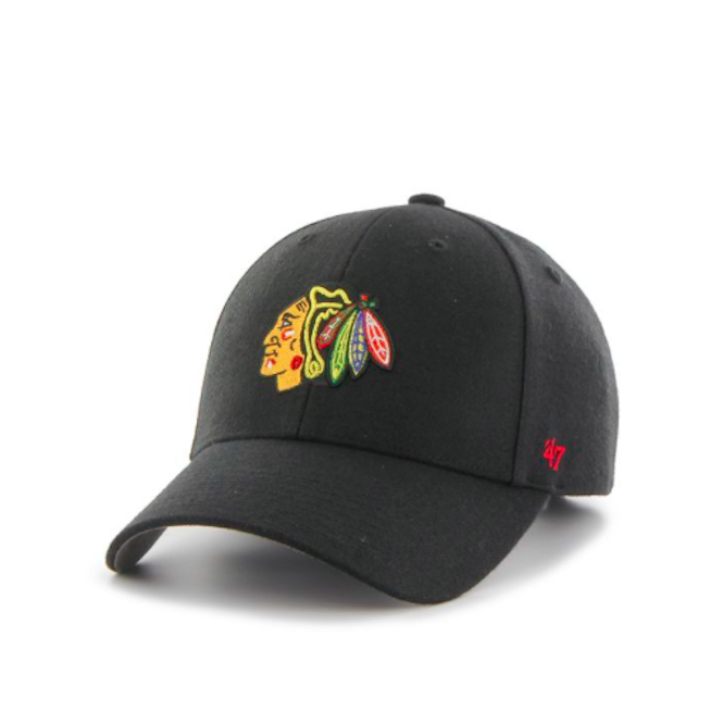 '47 NHL Chicago Blackhawks MVP Cap