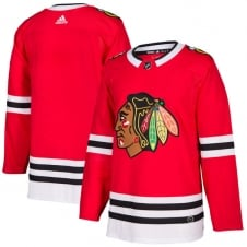 NHL Chicago Blackhawks Authentic Pro Home Jersey