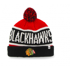 NHL Chicago Blackhawks Calgary Bobble Knit
