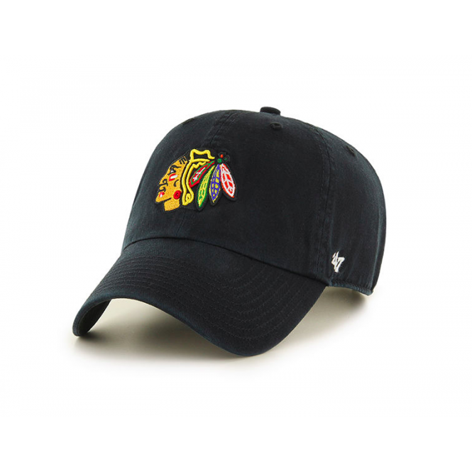 '47 NHL Chicago Blackhawks Clean Up Adjustable Cap