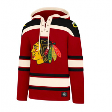 NHL Chicago Blackhawks Lacer Jersey Hood