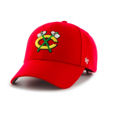 NHL Chicago Blackhawks Red '47 MVP Cap