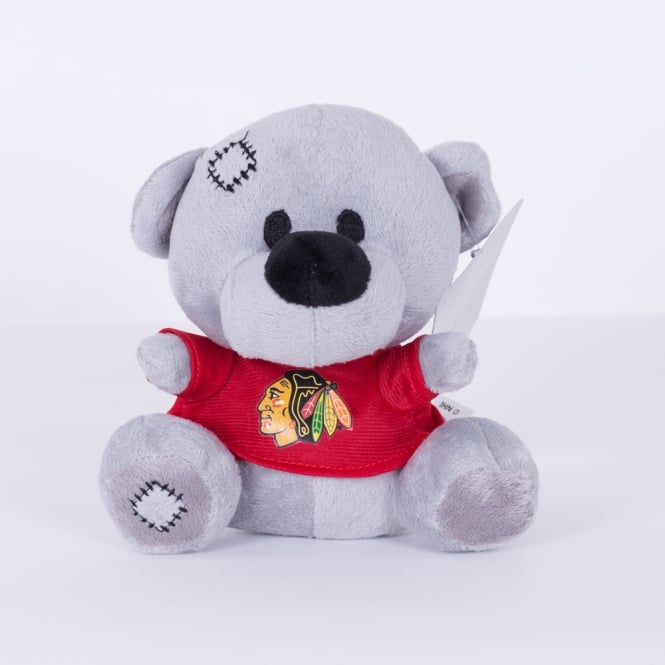 Forever Collectibles NHL Chicago Blackhawks Timmy Bear