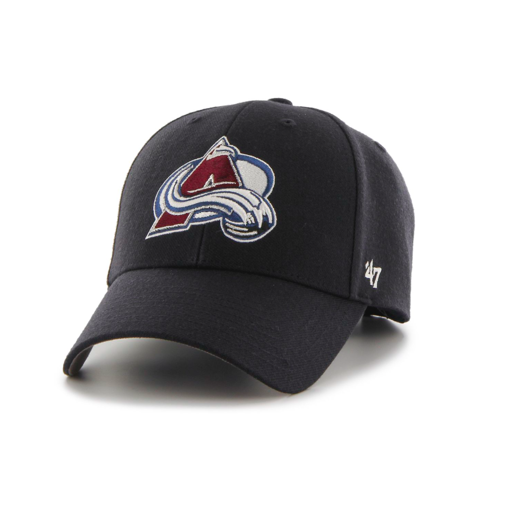 47 NHL Colorado Avalanche  47 MVP Cap - Headwear from USA Sports UK bf20fb64bbb