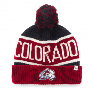 competitive price b45f7 c11be NHL Colorado Avalanche Calgary Bobble Knit