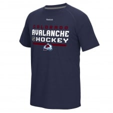 NHL Colorado Avalanche Center Ice Locker Room T-Shirt
