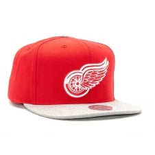 NHL Detroit Red Wings 2017 Snapback Cap