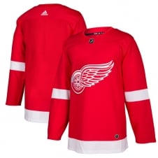 NHL Detroit Red Wings Authentic Pro Home Jersey