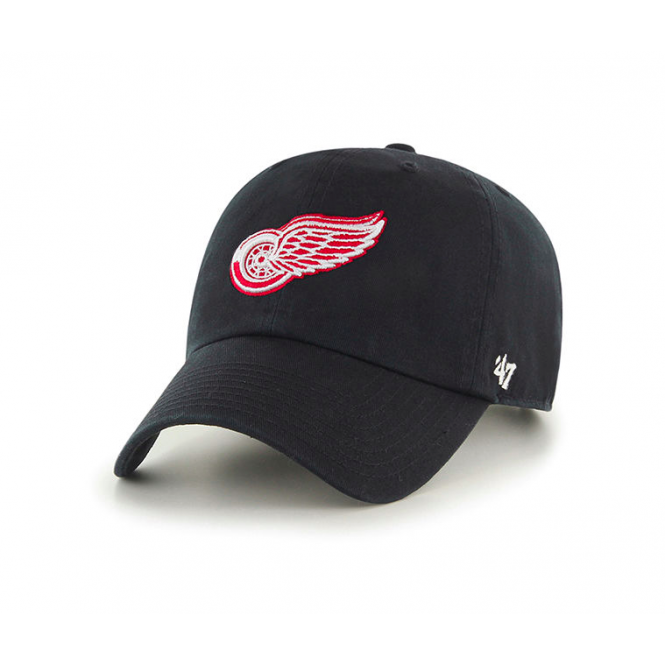 '47 NHL Detroit Red Wings Clean Up Adjustable Cap