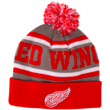 NHL Detroit Red Wings Gravel Cuff Knit