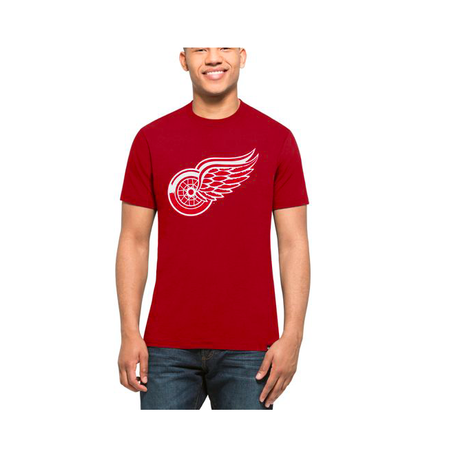 '47 NHL Detroit Red Wings Splitter T-Shirt