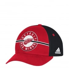 NHL Detroit Red Wings Structured Adjustable Cap