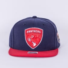 NHL Florida Panthers Face Off Two Tone Snapback Cap