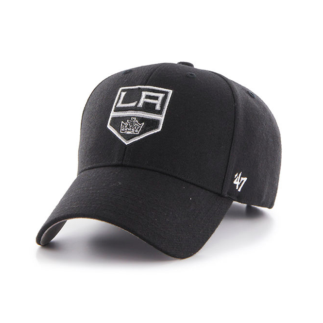 '47 NHL Los Angeles Kings Black MVP Cap