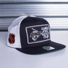 NHL Los Angeles Kings Mesh Dome Snapback