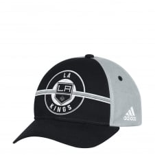 NHL Los Angeles Kings Structured Adjustable Cap