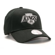 NHL Los Angeles Kings Team Logo Low Profile Strapback
