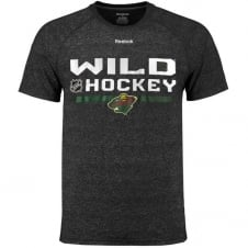 NHL Minnesota Wild Center Ice Locker Room T-Shirt