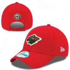NHL Minnesota Wild The League 9Forty Adjustable Cap