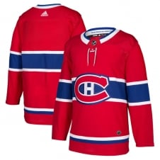 NHL Montreal Canadiens Authentic Pro Home Jersey