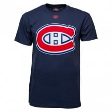 NHL Montreal Canadiens Blue Youth Onside T-Shirt