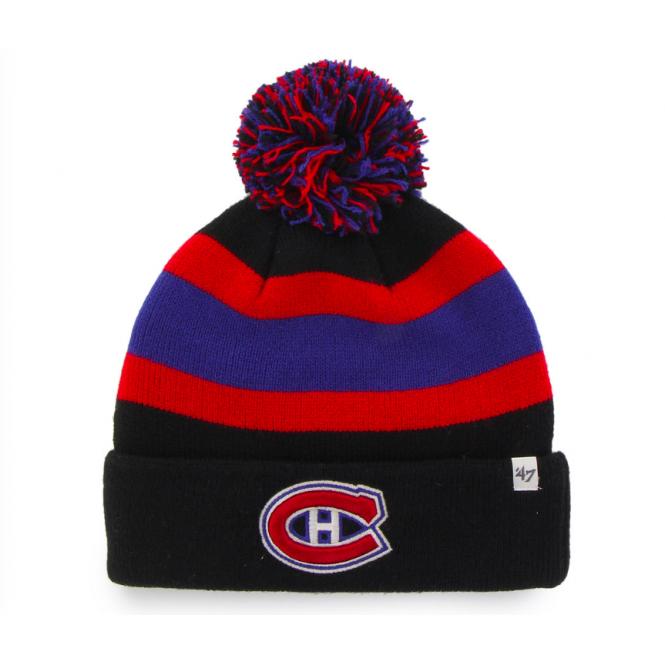 47 NHL Montreal Canadiens Breakaway Cuff Knit - Headwear from USA ... f9d05f805