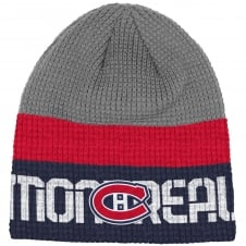 NHL Montreal Canadiens Center Ice Beanie Knit