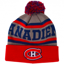 NHL Montreal Canadiens Gravel Cuff Knit