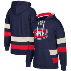 NHL Montreal Canadiens Pullover Jersey Hood