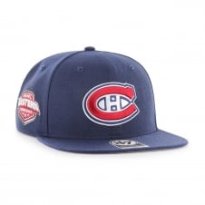 NHL Montreal Canadiens Sure Shot Captain Snapback