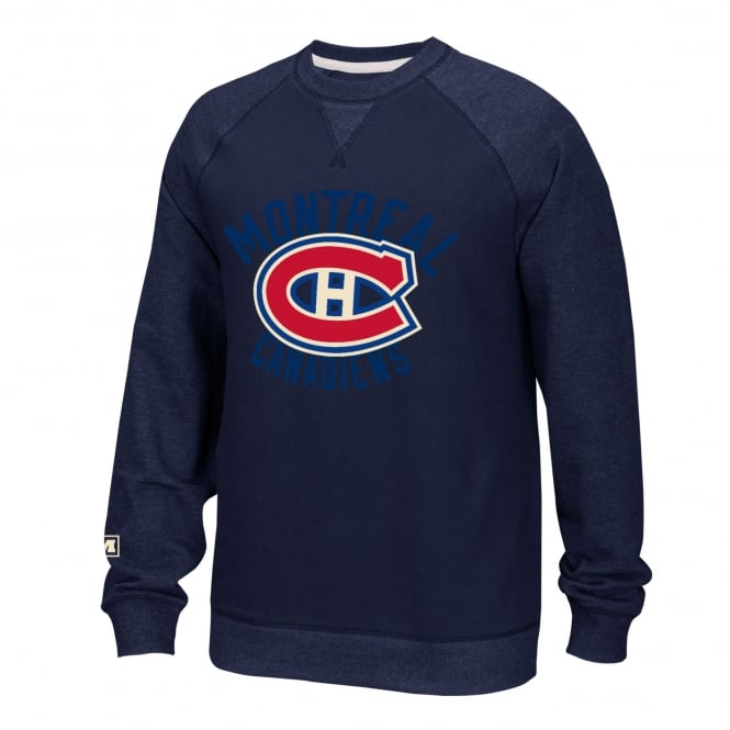 CCM NHL Montreal Candiens Fleece Crew