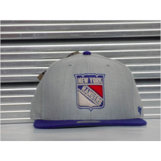 NHL New York Rangers 2 Tone Fitted Cap