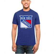 NHL New York Rangers Blue Splitter T-Shirt