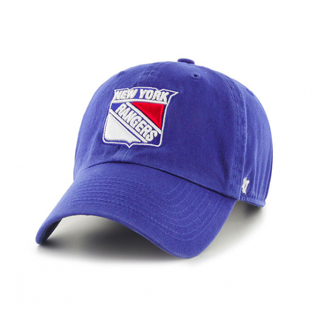 '47 NHL New York Rangers Clean Up Adjustable Cap