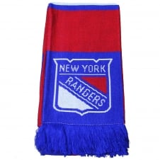 NHL New York Rangers Face Off Scarf