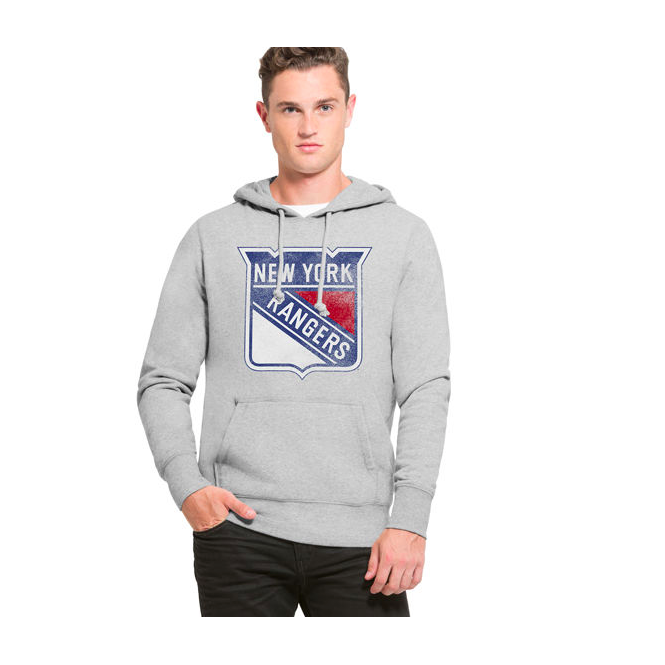 '47 NHL New York Rangers Knockaround Hood