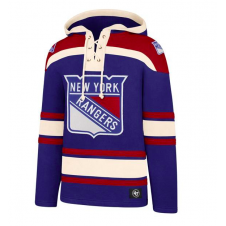 NHL New York Rangers Lacer Jersey Hood