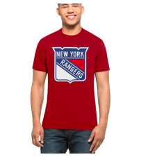 NHL New York Rangers Red Graphic T-Shirt