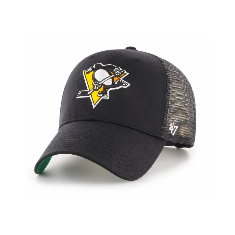 47 NHL Pittsburgh Penguins Branson  47 MVP Trucker Cap - Teams from ... a6e1362c31e0