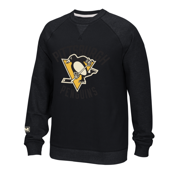 CCM NHL Pittsburgh Penguins Fleece Crew