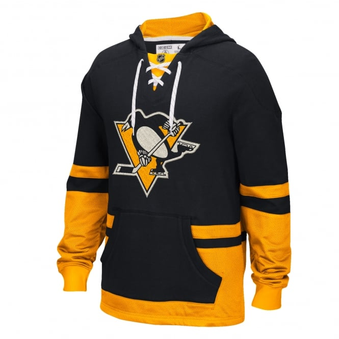 CCM NHL Pittsburgh Penguins Pullover Hood