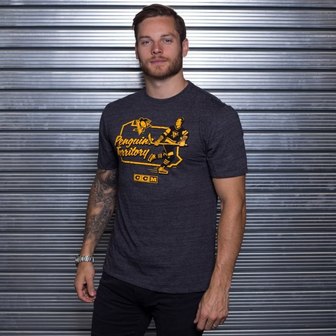 CCM NHL Pittsburgh Penguins Territorial T-Shirt