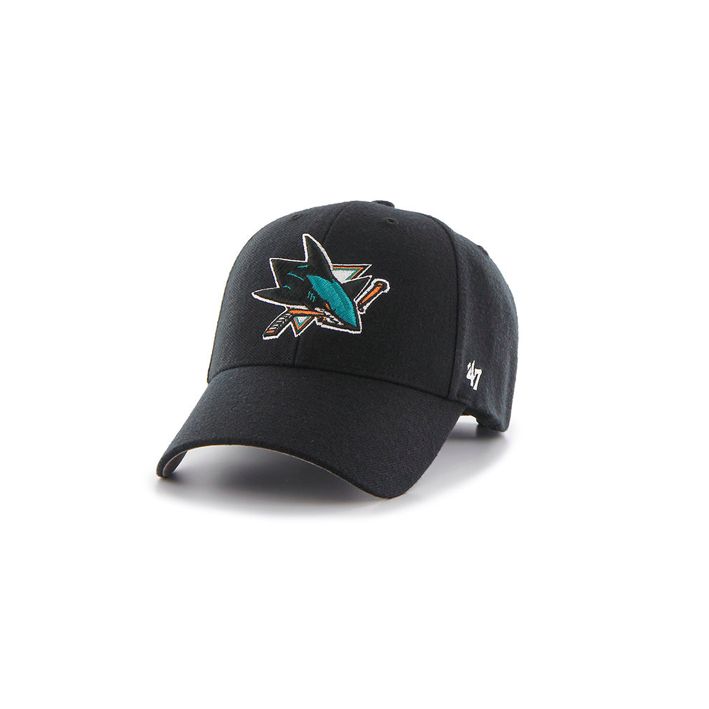 47 NHL San Jose Sharks  47 MVP Cap - Headwear from USA Sports UK e16a7b601ee