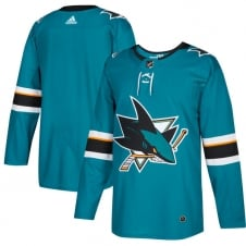NHL San Jose Sharks Authentic Pro Home Jersey